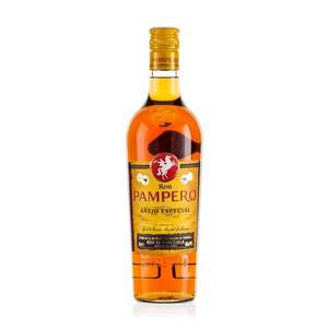 Ron Pampero Añejo Especial - Rum Reduced to clear  £10.55 @ Tesco