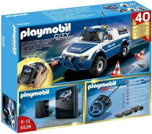 Playmobil RC Police truck with video camera £59.99 @ Amazon