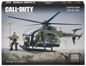 MEGA BLOKS CALL OF DUTY CHOPPER STRIKE £14.99 delivered @ Amazon