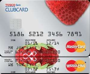 TESCO Credit Card, 0% On Purchases & Balance Transfers for 12 Months (NO FEE)!