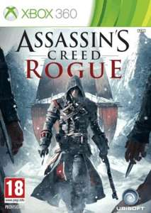 Assassins Creed Rogue PS3 & XBOX 360 £24.99 @ Game