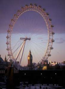 London Eye 2 for 1 when travelling by National Rail £20.95 @ Days Out Guide