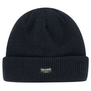 Mens Thinsulate Thermal Winter Hat £1.85 @ Amazon sold by Optimum health