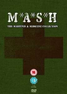 MASH - The Martinis and Medicine Collection - Complete Set  £34.40 @ Amazon