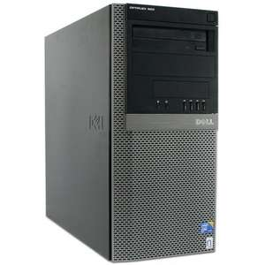 Refurbished Dell Optiplex 980 MiniTower Intel Core [Quad Core] i7 870 2.93GHz 8GB 250GB DVDRW 512MB QUADRO NVIDIA FX580 Windows 7 64 Bit £399 @ Tier 1 Online