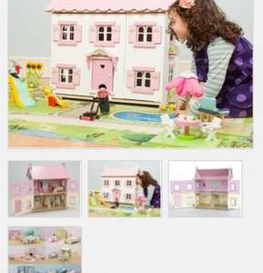 Le toy van sophie doll house +6 daisylane doll house bundle £198.99 + £6.95 express delivery (wonderland models)