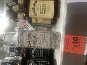 Jack Daniel's Winter Jack 70cl £10 online or instore at Sainsburys