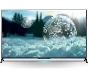 sony tv currys. sony kd49x8505 49 inch 4k ultra hd 3d led tv only £999.00 @ currys pc tv