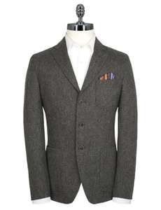 Jeff Banks Herringbone Tweed Blazer - Was £150, now £67.50 @ Jeff Banks