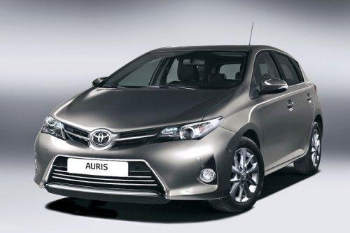 Toyota Auris 1.4 D-4D Active 5Dr 24Month Lease £3479.71 inc VAT @ leasingoptions