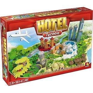 Hotel Tycoon Half Price at Argos £12.49