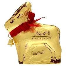 Lindt reindeer 100g 99p @ 99p stores