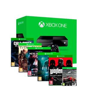 Xbox One mega bundle pack with 6 games £349.99 delivered at Shopto / Ebay