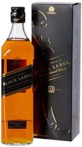 Johnnie Walker Black Label Scotch Whisky (700ml) £22.00 @ Tesco