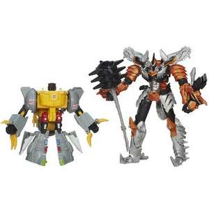 Transformers Grimlock Now and Then £19.99 at Toys R Us (plus other great toy deals)