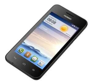 EE Huawei Ascend Y330 Mobile Phone - Black - £39.99 @ Argos
