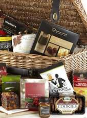 British Home Stores Xmas Hampers - now Half Price with Free Delivery