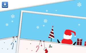 Epson free things to print - Christmas decorations and cards etc