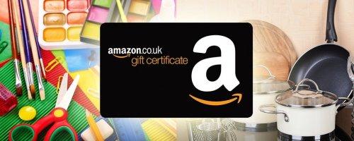 Free £10 Amazon Voucher with sun perks