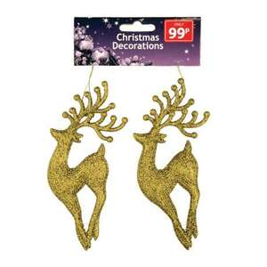 golden reindeer 2 for 99p @ poundstrecher