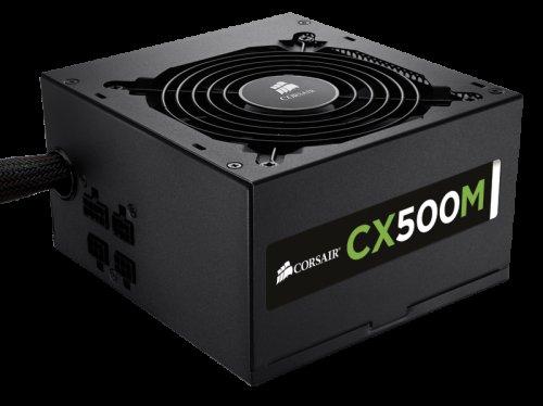Corsair CXM Builder series 500W Power Supply - £40 @ Scan.co.uk
