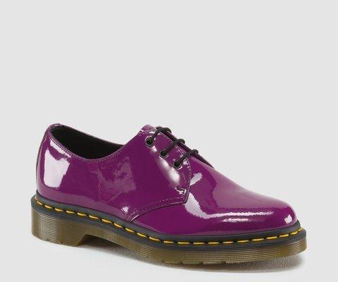 Dr Martens 1461 Purple Shoes £52