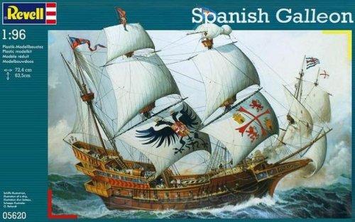 Revell Spanish Galleon model ship £29.99 The Works