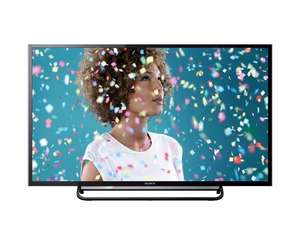 Sony KDL40R483BBU 40 Inch Full HD 1080p LED TV With Freeview HD - £299 with coupon @ Tesco Direct