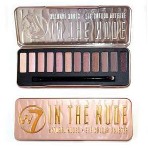 W7 naked palette dupes £4.50 @ xtras, all 3 for 13.48 delivered