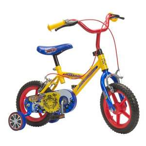 12 inch Tiger Bike £39.99 was £89.99 @ Symths Toys