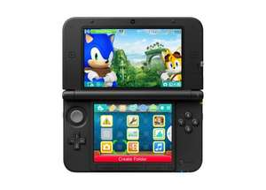 Free Sonic Boom: Shattered Crystal 3DS Theme