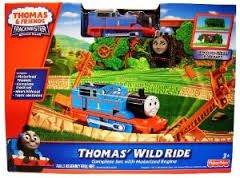 thomas wild ride £2.50 @ Tesco