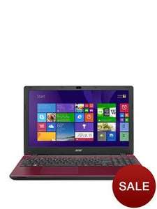 ACER Acer E5-571 Purple or Red - touchscreen ? - Possible £263 with 20% credit back @ Very