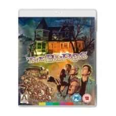 Arrow Blu-ray & Dvd sale (inc The 'burbs Blu/Steelbook £7.99/£9.99)