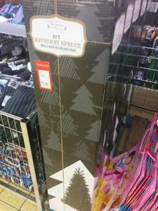 6ft Bayberry Spruce Christmas Tree £24.99 @ Aldi