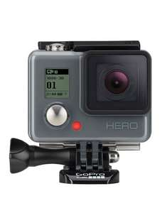 Gopro HERO Action Camera Grey - using Very first purchase discount code