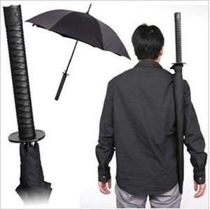 SAMURAI Sword Umbrella with Shoulder Sling only £12.06 Delivered @ Amazon and sold by The Gift Oasis LTD