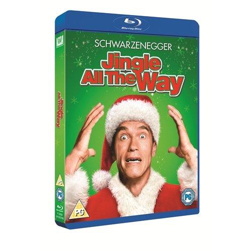 Jingle All The Way (Blu-Ray) £5.99 Delivered @ Fox Direct Via Play.com
