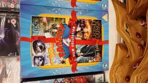 4 Film Pack on £1 at Poundland. 25p a Film! Space Dogs, Tin Soldier, Chris Fable and The Legend Of The Rings.