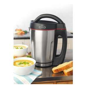 Giles & Posner Electric Soup Maker (for those cold winter nights!) £32.99 @ Robert Dyas