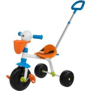 Chicco Pelican Children's Trike with Telescope Handle £10.89 @ Argos