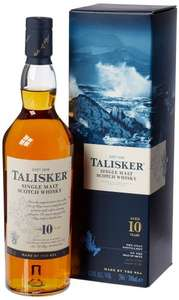 Talisker 10y/o Single Malt Whisky - £26.40 @ Ocado and potential 3 Bottles for £60 using voucher!