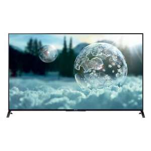"Sony Bravia KD49X8505 LED 4K Ultra HD 3D Smart TV, 49"", NFC with Freeview HD and 2x 3D Glasses + 5 Year Warranty + Free Delivery £999 @ John Lewis"