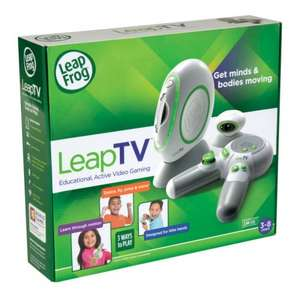 LeapFrog LeapTV Console @ Asda direct £89.89 using code