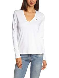 lacoste long sleeve womens jumpers@amazon