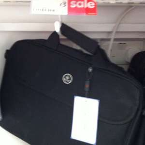 Techair 15.6in laptop bag only £3 @ asda instore