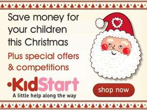 Kidstart offering cashback on all Amazon & eBay Purchases