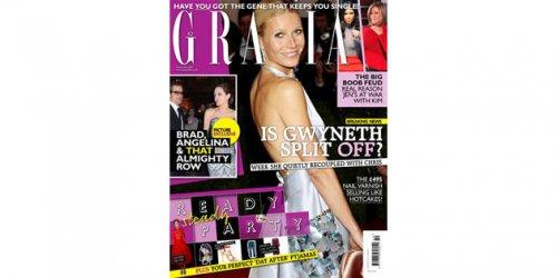 Bespoke Offer 81% off Grazia Magazine £9.99 for 6 months