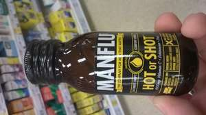 manflu shot in £2.00 @ Tesco - Whatever next?