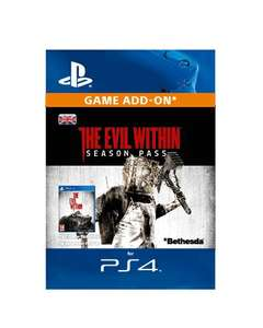 The Evil Within: Season Pass (Digital Code) PS3/PS4/Xbox 360/Xbox One/PC £9.99 from Game